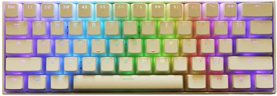 Double Shot PBT Keycaps SENREAL 104 Pudding Backlit Keycaps Cherry MX Key Caps OEM Profile Top Print Keycaps Set for 61/87/104 Mx Switches Mechanical Gaming Keyboard(ANSI/ISO Layout)
