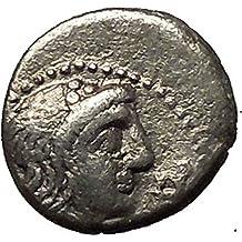 1000 IT Marcus Cato Uticensis Roman Republic AR Coin 47BC coin Good