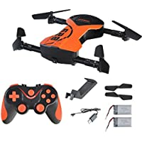 RC Quadcopter Remote Drone with Camera 628 FPV RC Helicopters with App Voice Control HD WIFI Camera