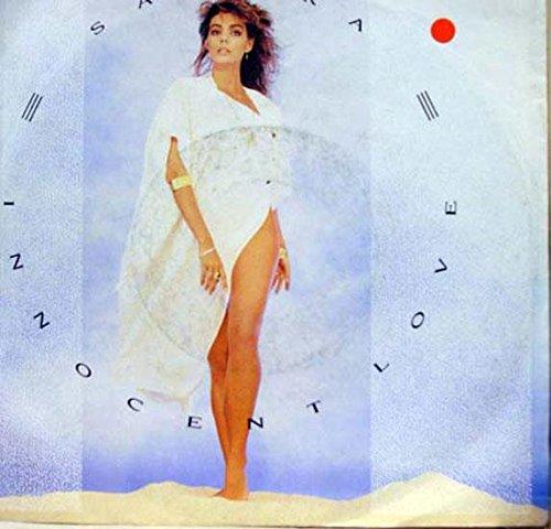 SANDRA INNOCENT LOVE / INNOCENT THEME 45 rpm single