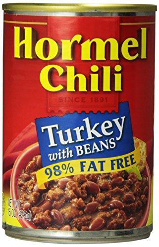 Hormel Turkey Chili w/ beans - 15 oz