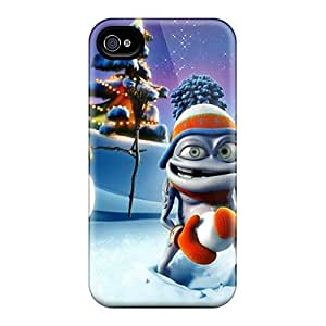 Pretty YOM6114grtc Samsung Galaxy S6 Cases Covers/ Evil Snowman Series High Quality Cases