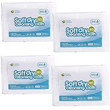 amazon com clean leader natural clean baby dry wipes hospital