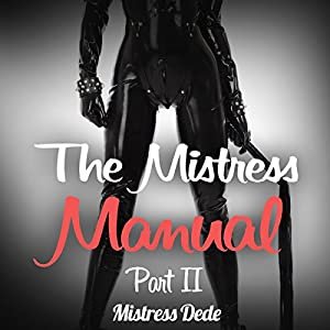 The Mistress Manual, Part II Audiobook