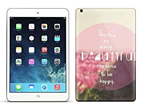 High Quality Shock Absorbing Case For Ipad Mini/mini 2-Beautiful And Happy