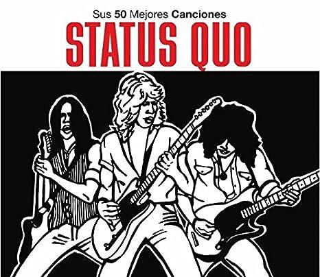 Sus 50 Mejores Canciones: Status Quo: Amazon.es: Música