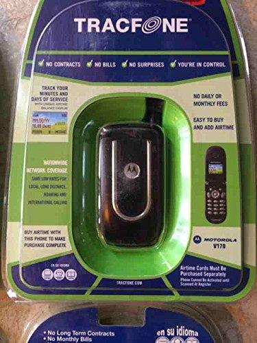 Motorola V170 Tracfone (Motorola Band Dual New)