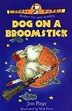 Dog On A Broomstick (Corgi Pups)