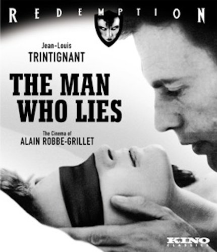 The Man Who Lies [Blu-ray]