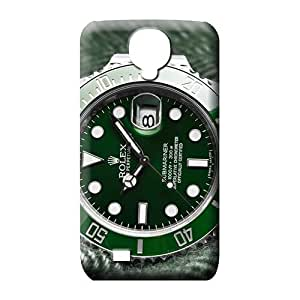 samsung galaxy s4 Shock Absorbing Anti-scratch Awesome Phone Cases phone back shell Rolex famous top?brand logo