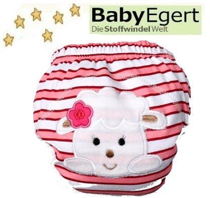 BabyFriend ** Couche Culotte d'apprentissage / Pantalon de formation ** Lavable en Coton etanche ** Petit Sheep