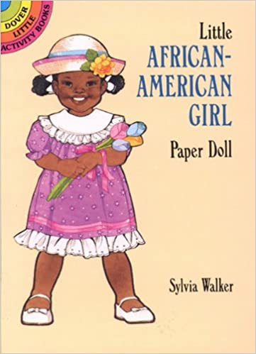 african american paper dolls