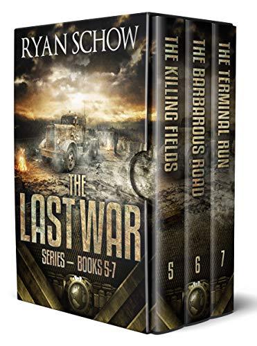 The Last War Box Set 2 (Books 5 - 7): A Post-Apocalyptic EMP Survivor Thriller