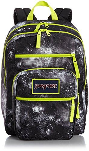 Jansport Big Student Overexposed Black Galaxy T75K02D by JanSport