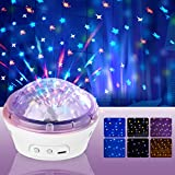 Night Light Star Projector for Kids,Amouhom Star Light,Starry Night Light lamp,USB Rechargeable &Timer Setting,Sky lite Galaxy Projector,Best Gift for Kids, Bedroom(New Model)