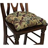 Klear Vu Gripper Vineyard Universal Chairpad
