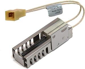 Whirlpool W7432P136-60 Range Bake Igniter Genuine Original Equipment Manufacturer (OEM) Part