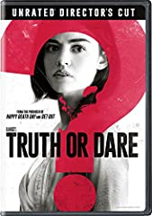 """Lucy Hale (Pretty Little Liars) and Tyler Posey (Teen Wolf) lead the cast of Blumhouse's Truth or Dare, a supernatural thriller from Blumhouse Productions (Happy Death Day, Get Out). A harmless game of """"Truth or Dare"""" among friends turns dead..."""