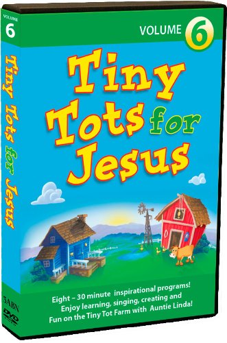Read Online Tiny Tots For Jesus V06 (Video (DVD)) pdf