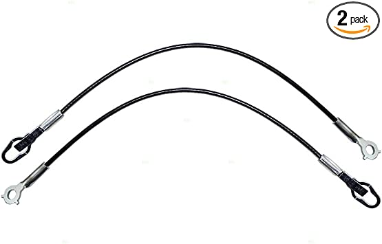 Left Driver or Right Passenger Tailgate liftgate Cable