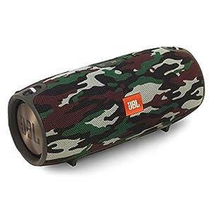 JBL Charge 3 Waterproof Portable Bluetooth Speaker (Camouflage)