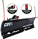 DK2 Avalanche 82 x 19 T-Frame Snow Plow Kit - AVAL8219