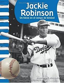 Jackie Robinson (Spanish Version) (Social Studies Readers) (Spanish Edition)