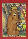 The Big Brown Bear, Harcourt School Publishers Staff, 0153142650