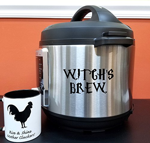 Pressure Decal - Witch's Brew 4