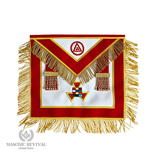 Past High Priest Apron by Masonic Revival (Royal Arch) by Masonic Revival