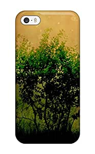 New Tree Tpu Skin Case Compatible With Iphone 5/5s
