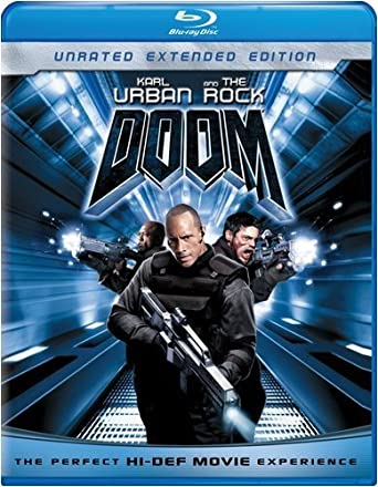 Doom 2005 UNRATED Extended 720p 750MB BRRIp [Hindi – English 2.0] ESub MKV