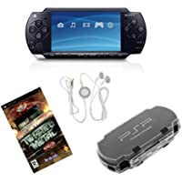 Gamer Kit PsP Oficial - Case Sony + Headset original Sony + Jogo Twisted Metal Original