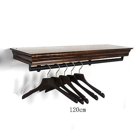 Amazon.com: Perchero / Perchero GJM tienda Retro de hierro + ...
