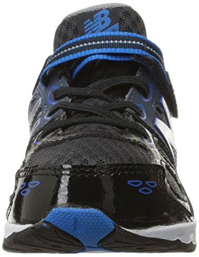 New Balance KA680 Infant Run Running Shoe (Infant/Toddler) Black/Grey