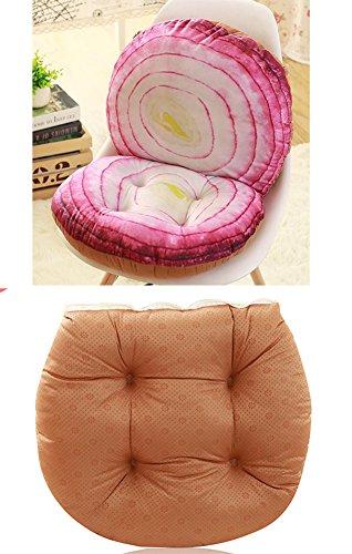 Lustiges Zwiebel Stuhl Kissen