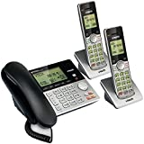 Best Corded Cordless Phones - 2 Handset Cordless/Corded Digital Answering System Review