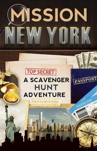 Mission New York Scavenger Adventure product image