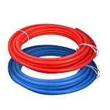 2 rolls 3/4'' x 100ft PEX Tubing for Potable Water Combo