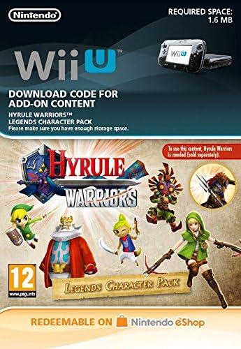 Hyrule Warriors Dlc Wii U Download Code Amazon Co Uk Pc Video Games