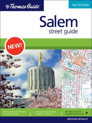 Read Online The Thomas Guide Salem Street Guide (Thomas Guide Salem or) pdf epub