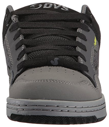 Black 5 Shoes Charcoal 9 125 Enduro UK Nubuck Schwarz DVS Herren Sneakers 6v4vpx