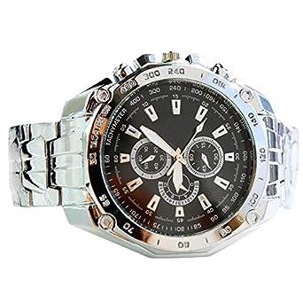 Relojes Hombre,ZODOF Reloj de Pulsera de Cuarzo Relojs Elegante Impermeable Calendario Negocios Relojes para Hombres: Amazon.es: Ropa y accesorios