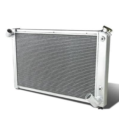 DNA Motoring RA-CCV869-57L-3 3-Row Full Aluminum Radiator: Automotive