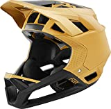 Fox Racing Proframe Helmet Matte Gold, S