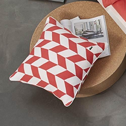 Lacoste Lalande 18x18 Throw Pillow