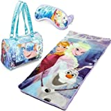 Disney Frozen Anna, Elsa & Olaf 3-pc. Sleepover Set Girls