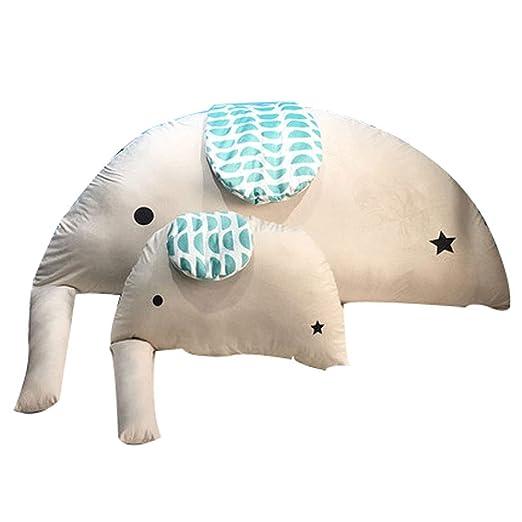 YANG Elefante Alienígena De Dibujos Animados Nórdicos ...