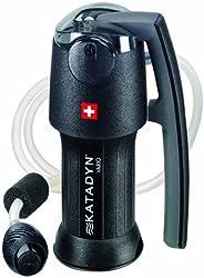 Katadyn Vario Multi Flow Water Microfilter, Black