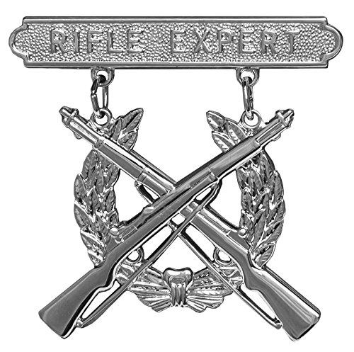 USMC Rifle Expert badge -